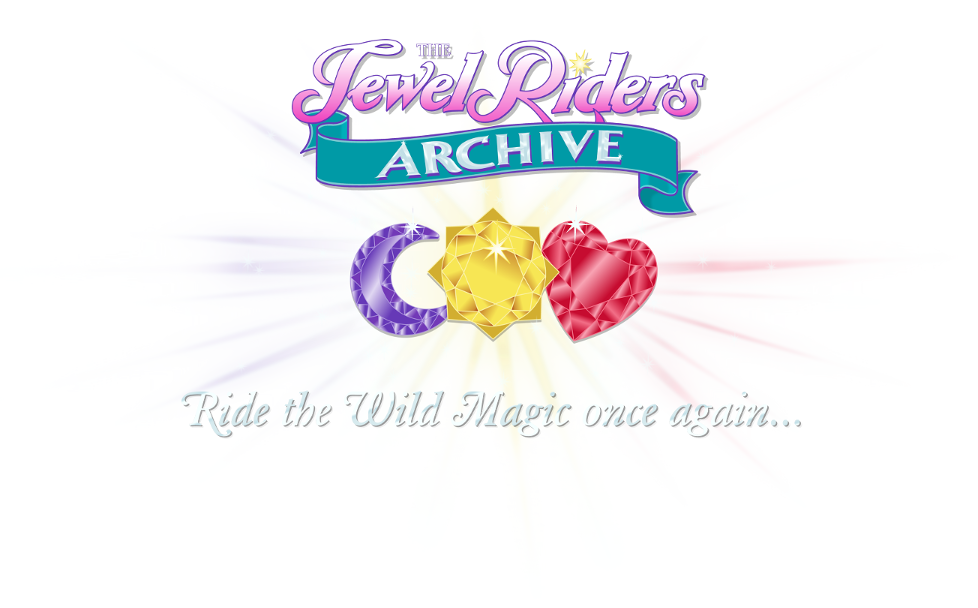 Launching The Jewel Riders Archive