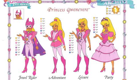 04 - Gwen Pantone