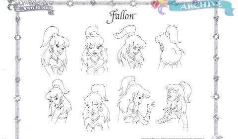 11 - Fallon Heads