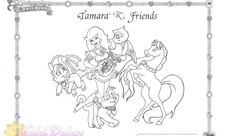 18 - Tamara and Friends