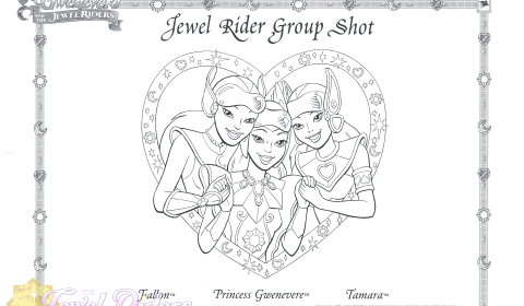 20 - Jewel Rider Group Shot