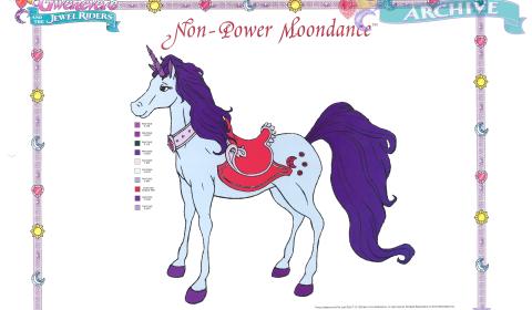 25 - Moondance Pantone