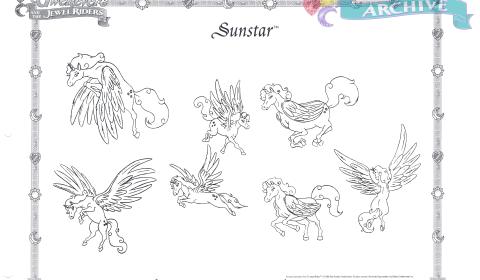 26 - Sunstar Poses
