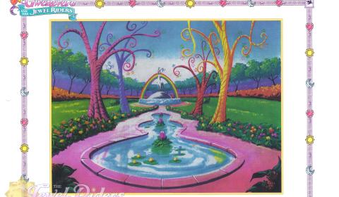 29 - Rainbow Garden