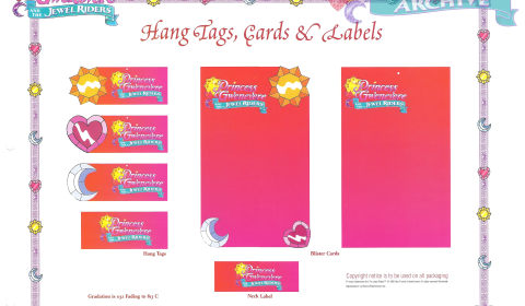 31 - Hang Tags, Cards, and Labels