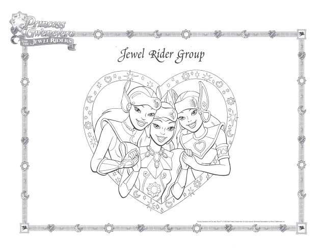 Jewel Riders Group