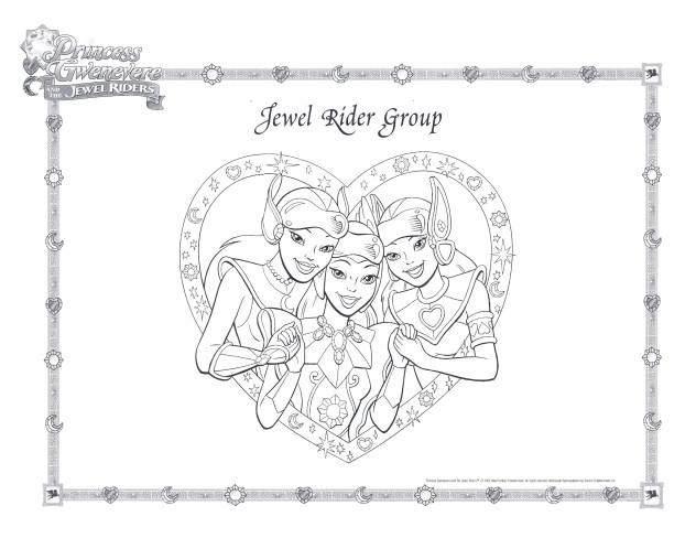 Jewel Riders Group