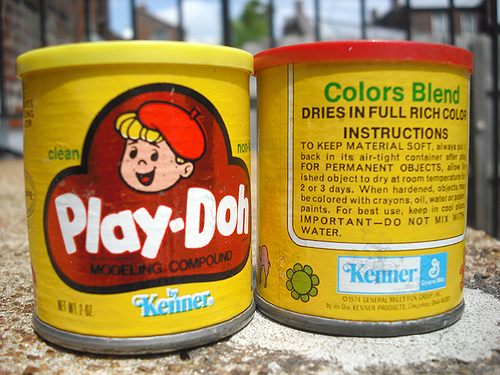 Kenner - Play doh