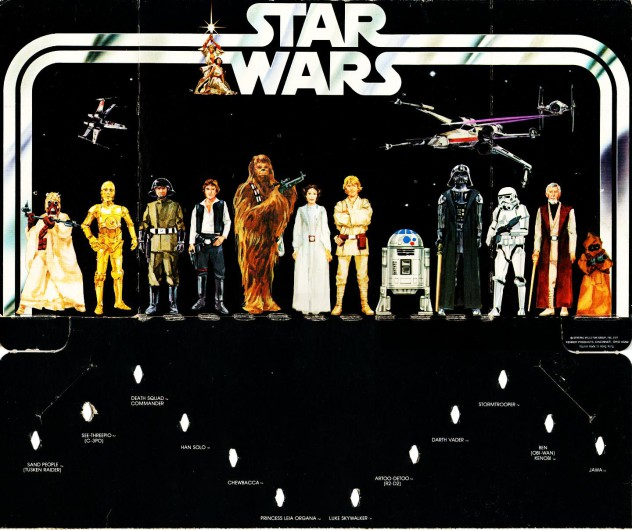 Kenner - Star Wars Early Bird 1
