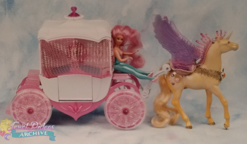 Crystal Carriage Playset Prototype