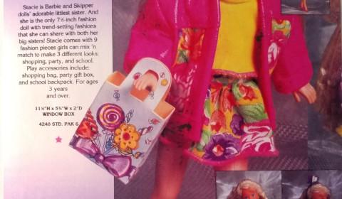 Barbie's Sister Stacie