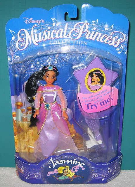 Musical Princess Jasmine