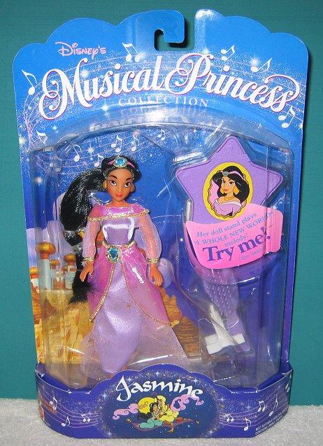 Musical Princess Jasmine