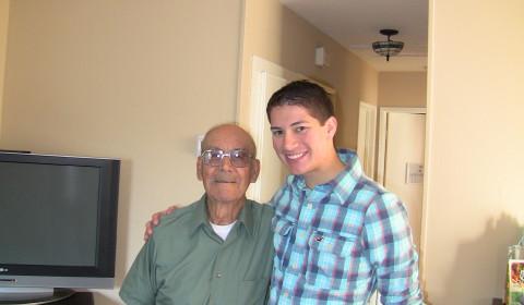 Ronnie Grandpa