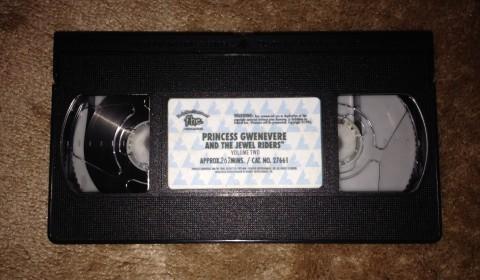 Ronnie VHS 01