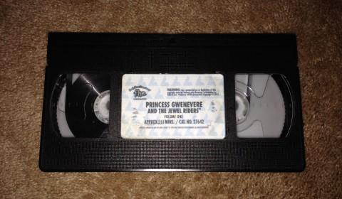 Ronnie VHS 06