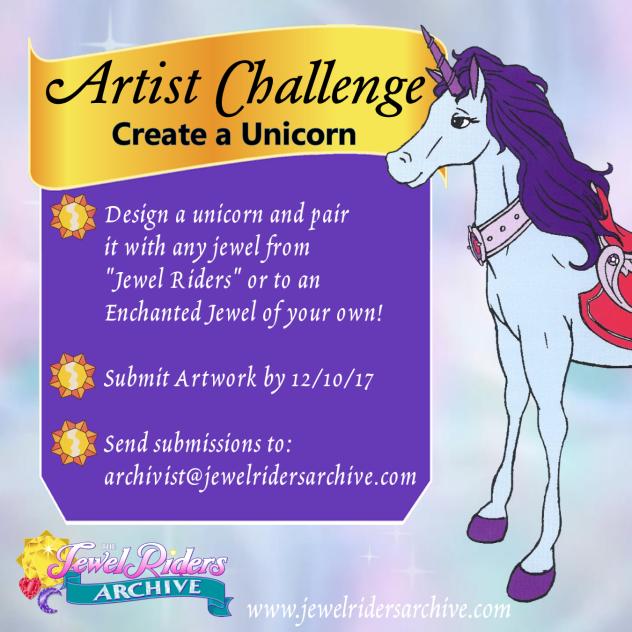 Artist Challenge - Unicorn
