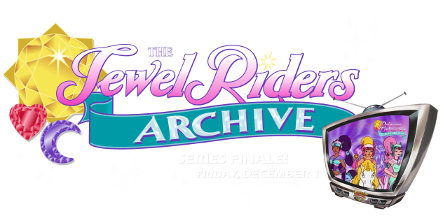 The Jewel Riders Archive Finale Logo small