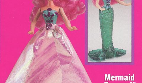 JR Toy Fair 96 - Deluxe Mermaid Tamara WM