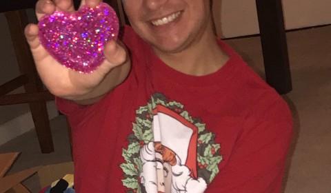 Ronnie Christmas 1