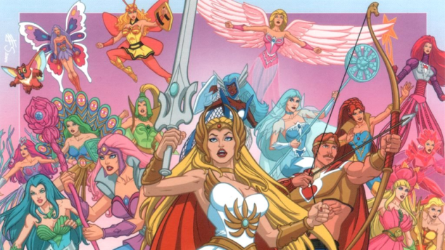 She Ra full cast