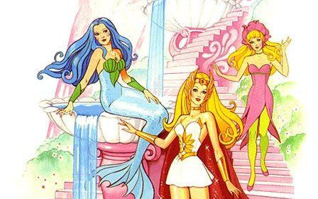 She-Ra storybook 7