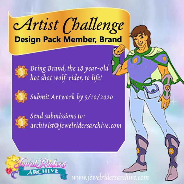 Artist & Writer Challenge!