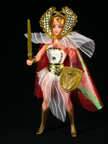 Vintage She-Ra Doll