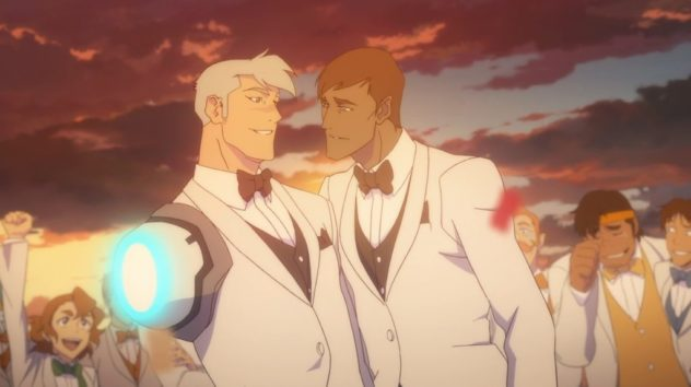 Shiro Wedding
